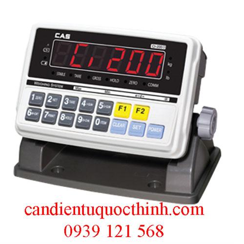 Đầu cân điện tử CAS CI-200D/201D