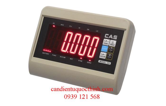 Đầu cân điện tử CAS DH