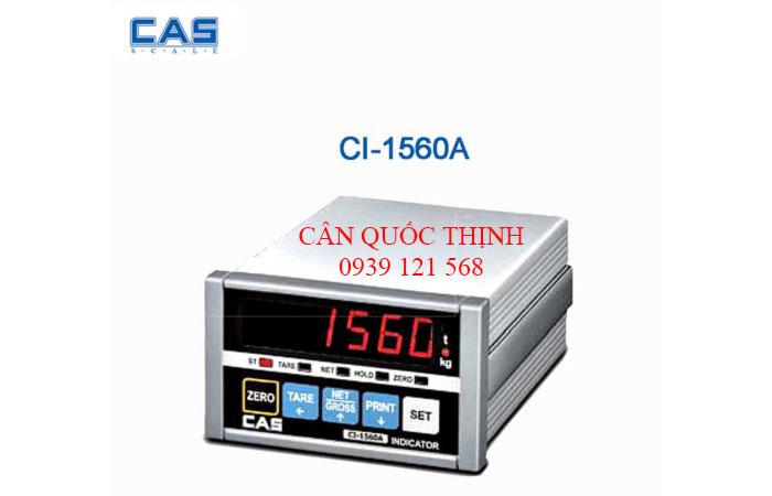 Đầu cân điện tử CI-1500A/1560A