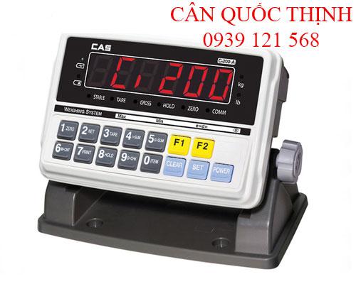 Đầu cân điện tử CI-200A/CI-201A