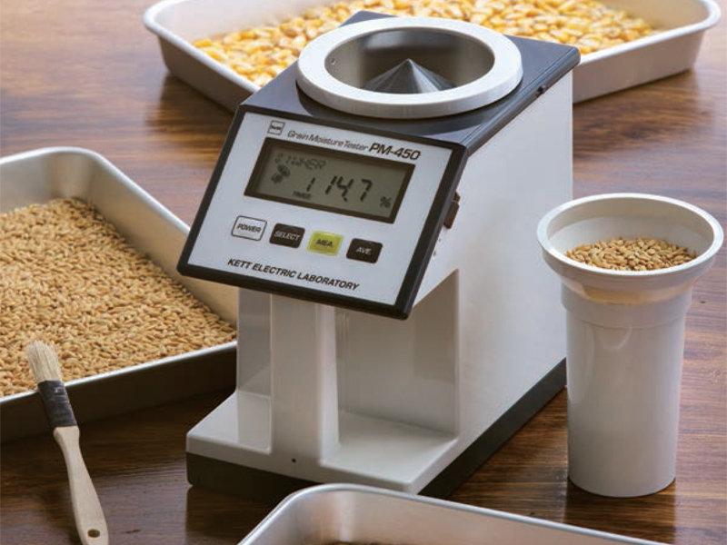 Máy đo độ ẩm Kett PM450