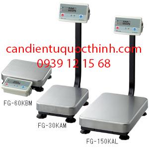 Cân bàn điện tử 150kg FG AND