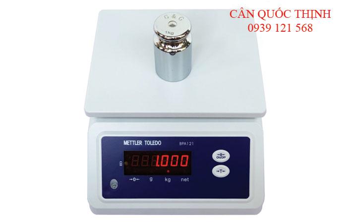 Cân điện tử BPA121 METTLER TOLEDO