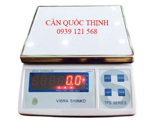 Cân điện tử VIBRA TPS30 30KG