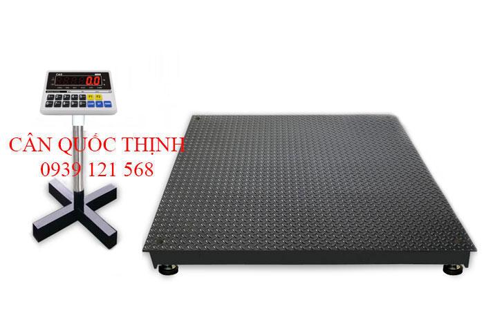 Cân sàn 10 tấn CI-201A CAS