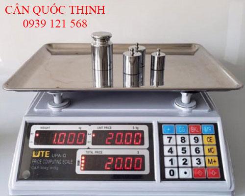 Cân tính tiền UPA-Q