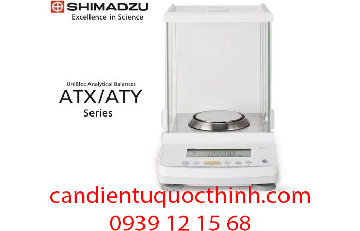 Cân vàng Shimadzu ATX/ATY Series