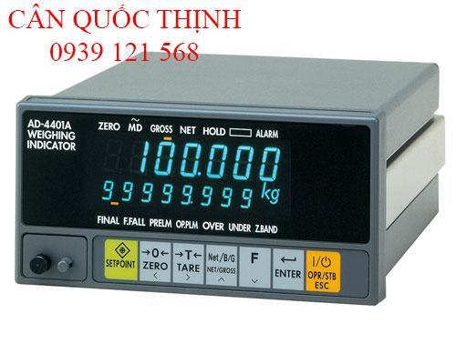 Đầu cân điện tử AD-4401A AND