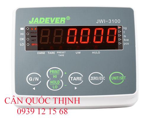 Đầu cân điện tử Jadever JWI 3100
