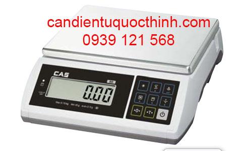 Hướng dẫn sử dụng cân điện tử CAS ED