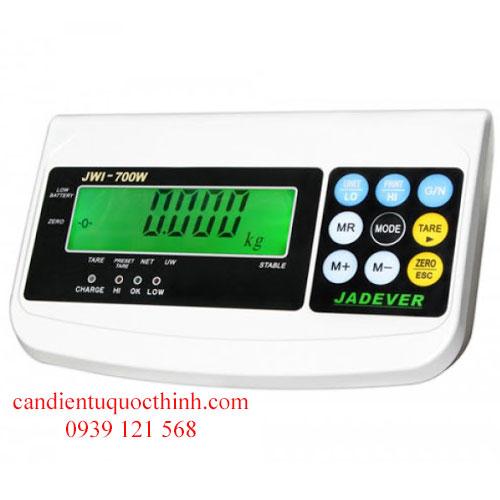 Hướng dẫn sử dụng cân điện tử Jadever JWI-700W