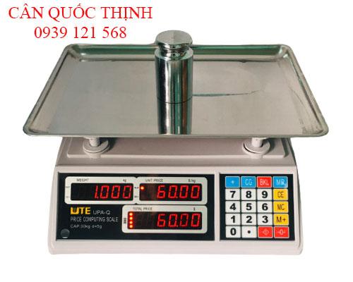 Hướng dẫn sử dụng cân tính tiền UPA-Q