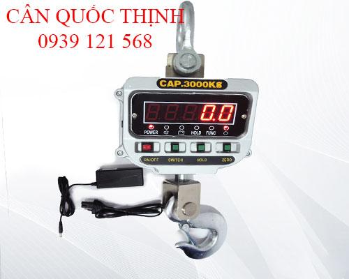 Hướng dẫn sử dụng cân treo điện tử OCS AAE