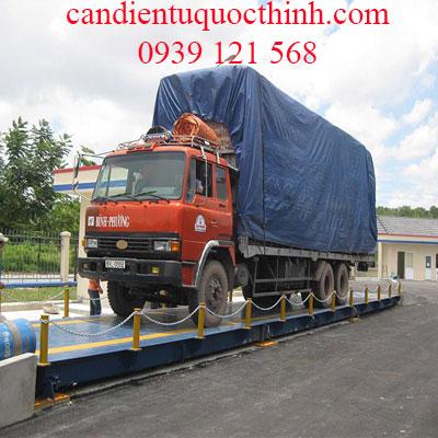Sửa cân xe tải tại Bình Dương