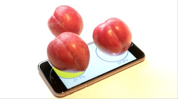Ứng dụng của cân điện tử cho các dòng điện thoại Android Iphone